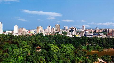 自贡旅游景点图片