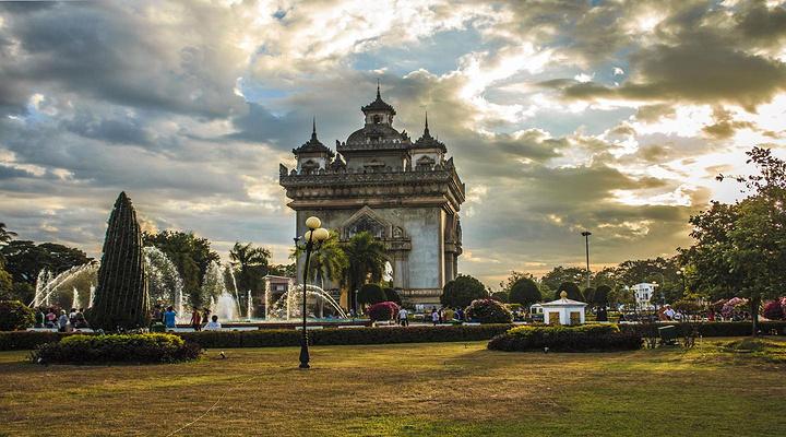 老挝旅游景点图片