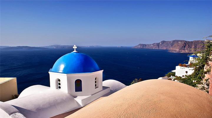 希腊旅游景点图片