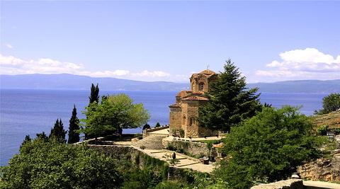 马其顿旅游景点图片