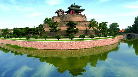 邯郸旅游景点图片