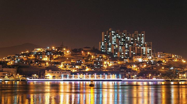 丽水市旅游景点图片