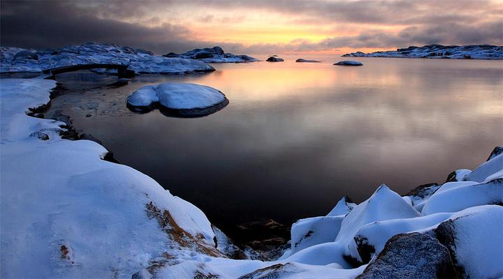 挪威旅游景点图片