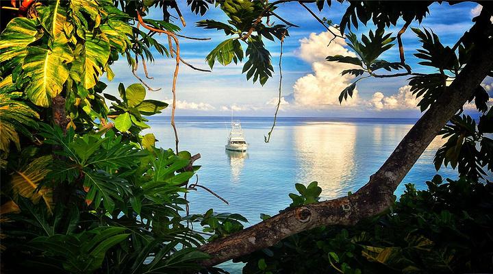牙买加旅游景点图片