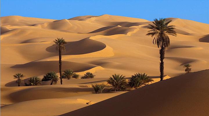 利比亚旅游景点图片