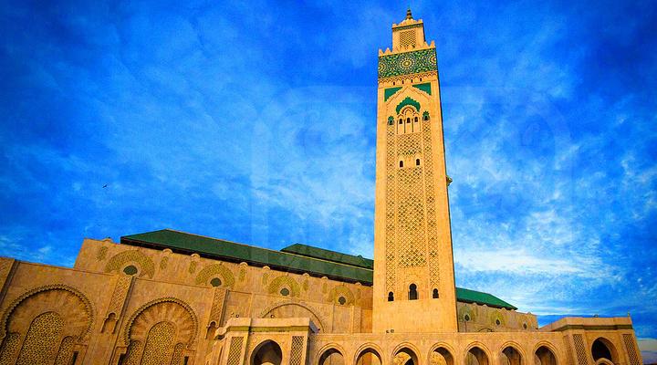 摩洛哥旅游景点图片
