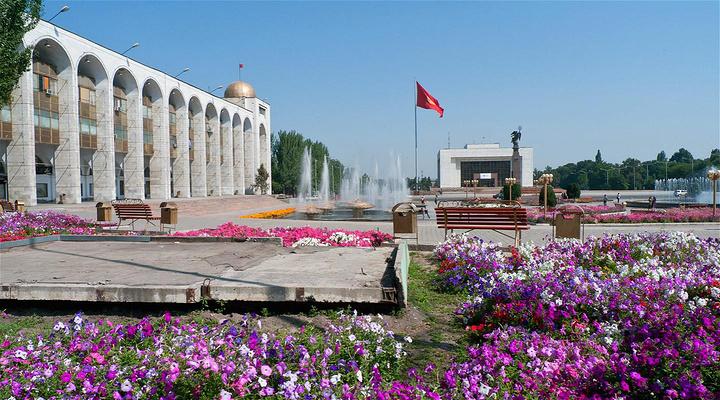 吉尔吉斯斯坦旅游景点图片