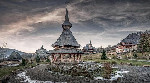 罗马尼亚旅游景点图片
