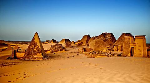 苏丹旅游景点图片