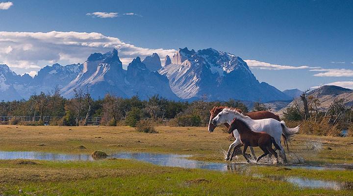 智利旅游景点图片