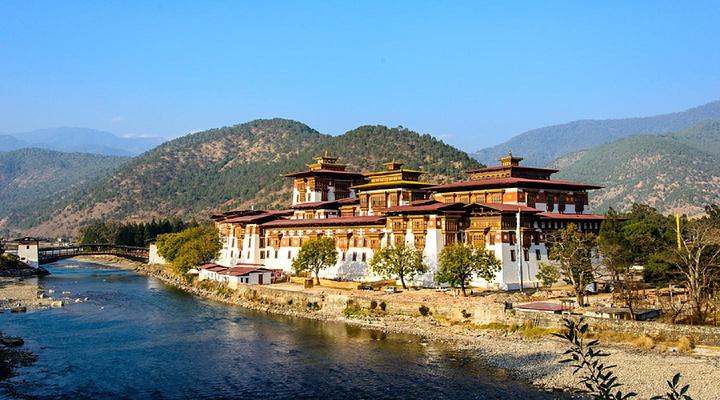 不丹旅游景点图片
