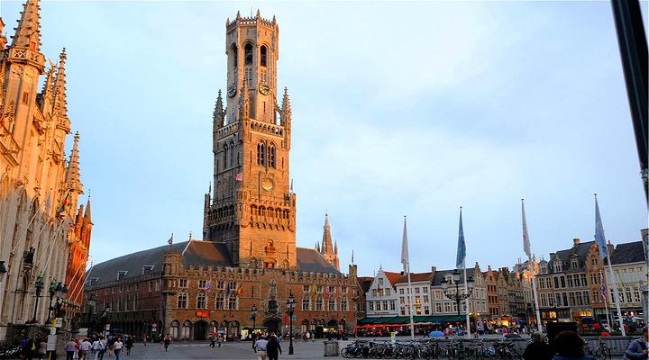 比利时旅游景点图片