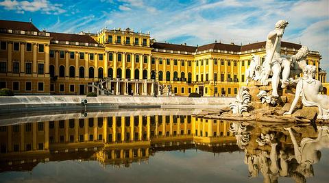 奥地利旅游景点图片