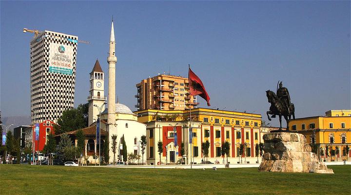 阿尔巴尼亚旅游景点图片