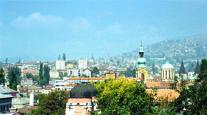 波黑旅游景点图片