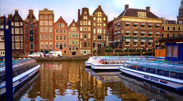 荷兰旅游景点图片