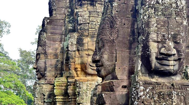 巴戎寺旅游图片