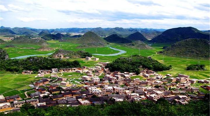 文山旅游景点图片