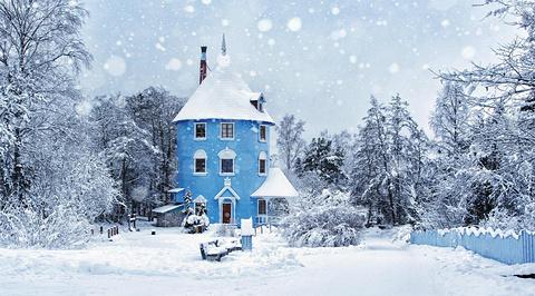 芬兰旅游景点图片