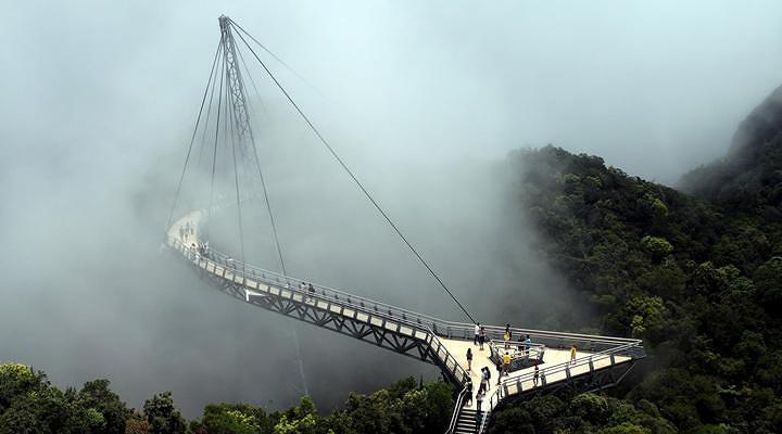 天空之桥旅游图片