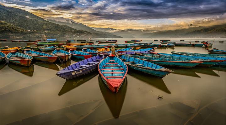 费瓦湖旅游图片