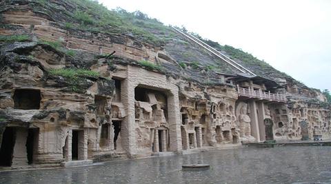 庆阳旅游景点图片
