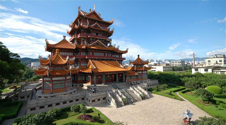 西禅寺旅游图片