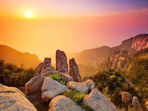 泰安旅游图片