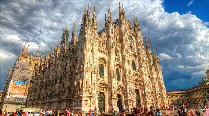 Duomo 教堂旅游图片