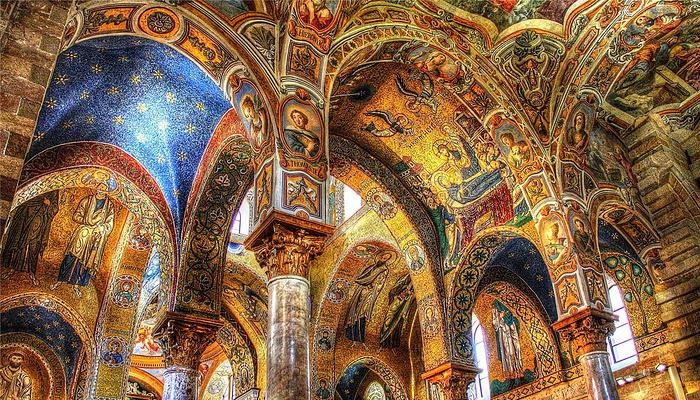 诺曼宫里的帕拉提那礼拜堂旅游图片