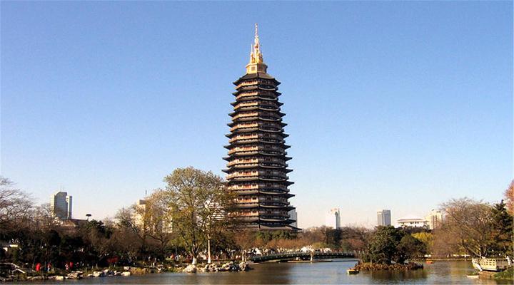 天宁禅寺旅游图片