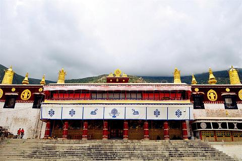 哲蚌寺的图片