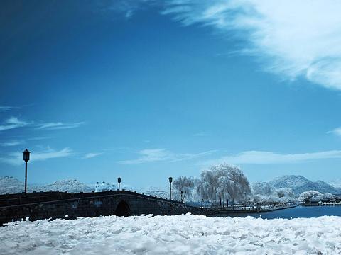 断桥残雪旅游景点图片