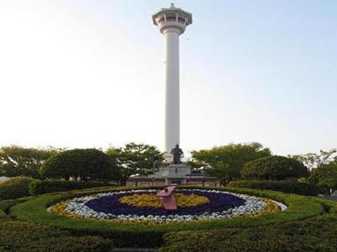 釜山塔旅游景点图片