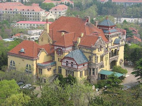 德国总督府旧址