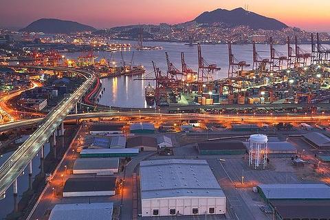 釜山旅游景点图片