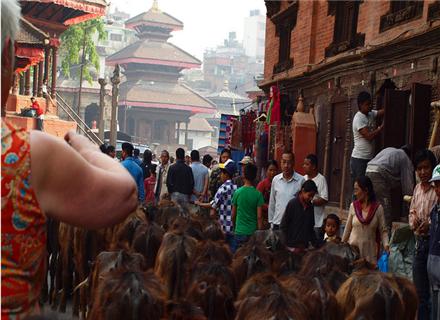 逻月宰牲节 Chaite Dashain
