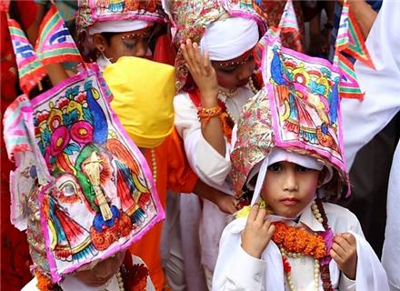 母牛节 Gai Jatra