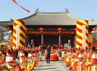 大同春节文化庙会