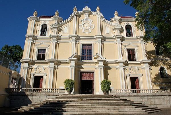 圣若瑟修院圣堂