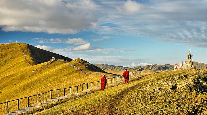 若尔盖草原旅游图片