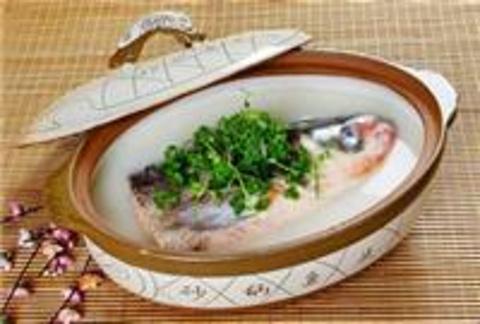 天目湖鱼头汤