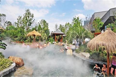 恐龙谷温泉
