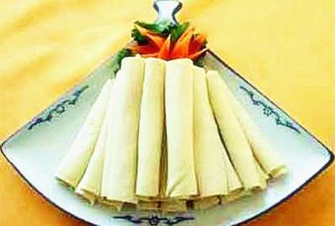 怀安城豆腐皮