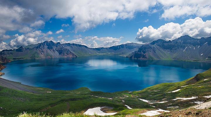 长白山天池旅游图片