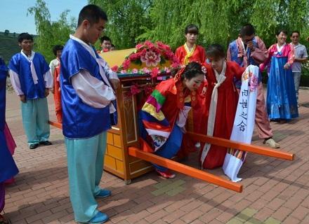 长白朝鲜族民俗文化旅游节