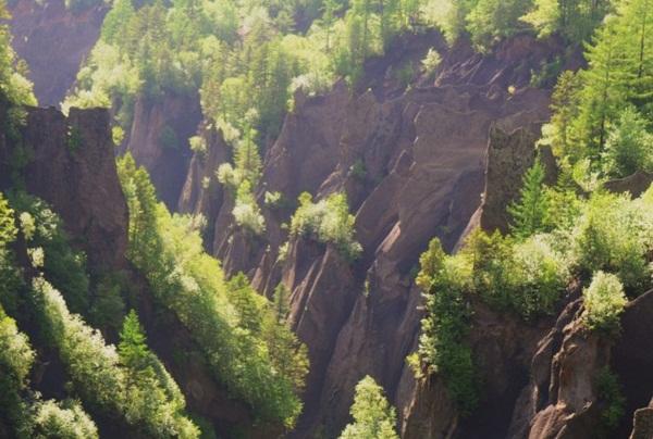 长白山大峡谷