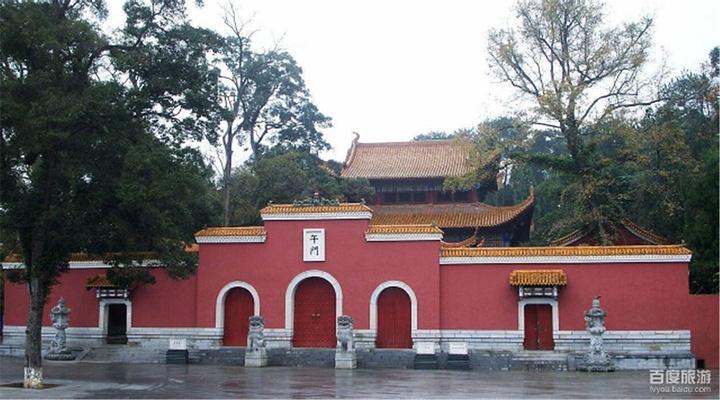炎帝陵旅游图片