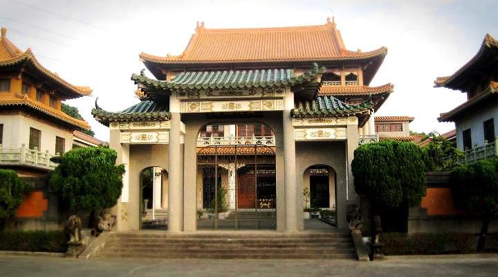 弥陀禅寺旅游图片