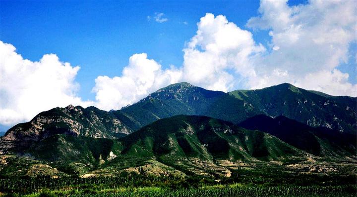 小五台山旅游图片